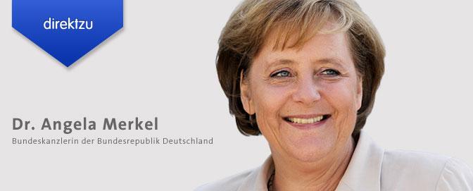 Alle Antworten auf dem Online-Portal www.direktzurkanzlerin.de werden im Auftrag der Bundeskanzlerin Angela Merkel vom Presse- und Informationsdienst der Bundesregierung verfasst.