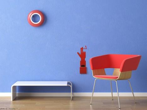 reduziertes interior design 468x351 Wohnen mit Stil: Die 10 beliebtesten Einrichtungsstile