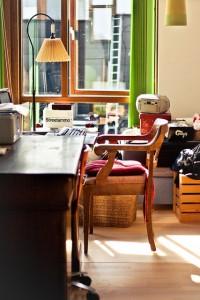 Dänisches Apartment: Funktionale Einrichtung überwiegt