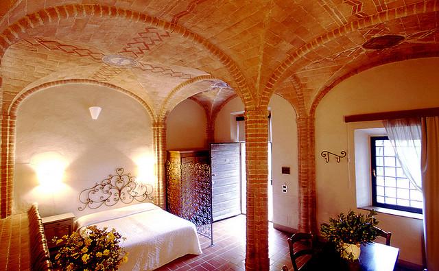 Romantikhotel Melograno, Foto Salvadonica, Chianti, Tuskany