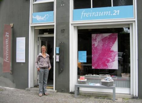 "freiraum.21 - ""Feng Shui Galerie"" in Berlin-Wilmersdorf"