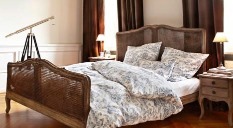 In der Schlafwelt herrschen trotz südländischem Temperament Ruhe und Gelassenheit vor