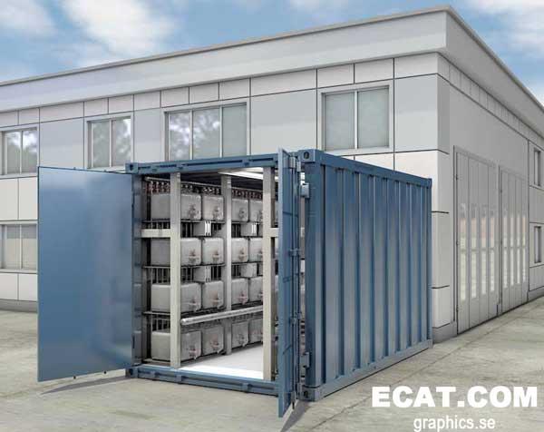 "1MW-LENR-Reaktor: Andrea Rossis ""Industrial E-Cat"" passt in einen Standardcontainer"