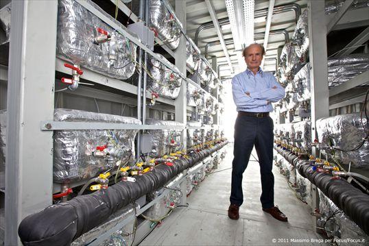 """""""Industrial Heat"""" erwirbt Rechte an Andrea Rossis E-Cat-Technologie"""