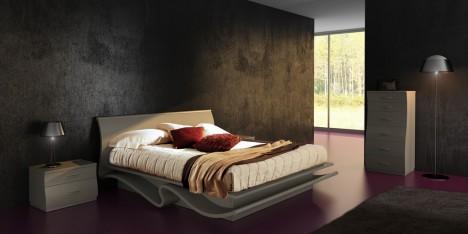 Das Schlafzimmer sollte klar und übersichtlich gestaltet sein und dennoch Geborgenheit bieten