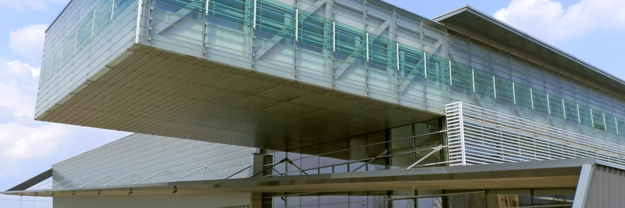Betriebsgebäude der Metallhandelsfirma Zultner in Graz (Foto © Irmgard Brottrager)