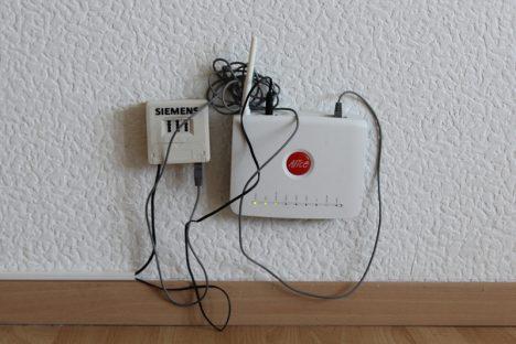 WLAN Netze findet man heute in fast jedem zweiten Haushalt