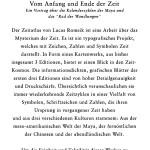 Vom Anfang und Ende der Zeit – Vortrag von Lucas Romeik am 14. November 2012 in Berlin