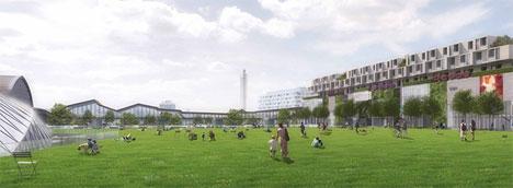 Der CentralParkBasel - ein zukunftsweisendes Projekt und zugleich herausragendes Beispiel für die Möglichkeiten bei der Renaturierung urbaner Räume