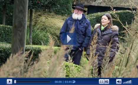 NDR-Fernsehbeitrag zum Thema Gartengestaltung und Feng Shui