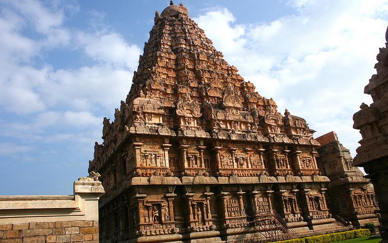 Der Rajendra Chola Tempel in Indien: Perfekt gestaltet nach Vastu-Kritierien