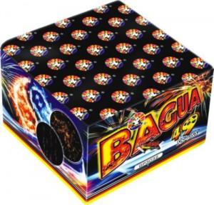"""49-Schuss Megapower: Bagua-Bombettenbatterie von """"Panda Feuerwerk"""""""