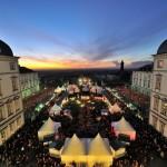 Feng Shui Weihnachtsmarkt vor Schloss Bensberg vom 14. bis 16. Dezember