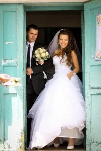 Eheglück: Viele Paare hoffen auf eine lebenslange glückliche Partnerschaft