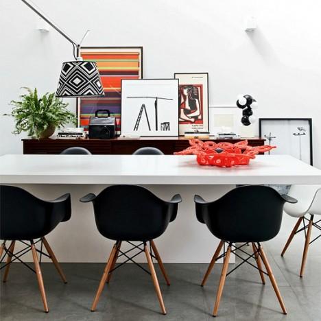 esstisch ambiente und tisch dekoration. Black Bedroom Furniture Sets. Home Design Ideas