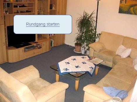 Deutschlands häufigstes Wohnzimmer: So wohnt der Durchschnitt