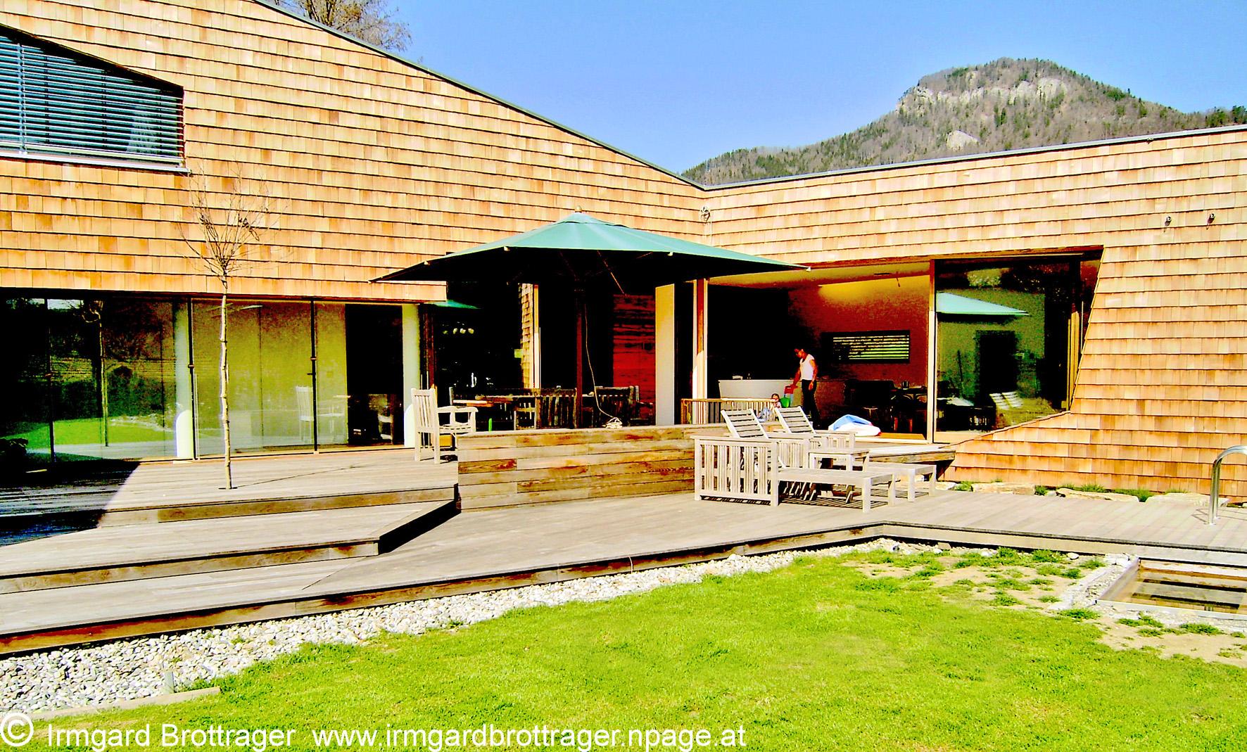 Moderne fassadenverkleidung aus holz  Fassaden-Verkleidungen aus Holz und Holz-Werkstoffen