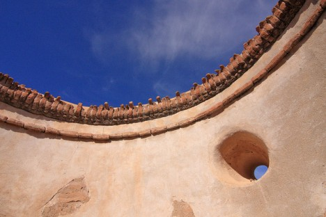 San Jose de Tumacacori Mission, Foto (C) Sam Howzit