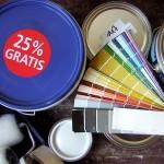 Farben für die Wohnung – Individualität für jeden Anspruch