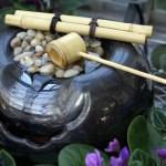 """Harmonische Einrichtungskonzepte – Wohlbefinden frei Haus mit einem """"Feng Shui Brunnen"""""""