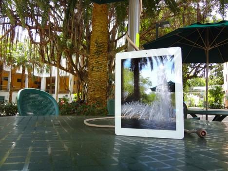 Springbrunnen-App: Die moderne Variante eines Zimmerspringbrunnens
