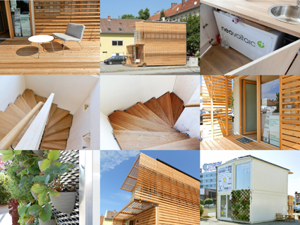 """containme"" - Prototyp in Graz, Detailaufnahmen, Fotos ©Irmgard Brottrager"