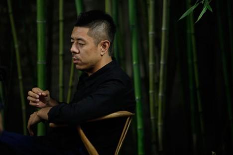 Ma Yansong: Unter seiner Regie entstand der Modell-Entwurf zu Shan Shui City