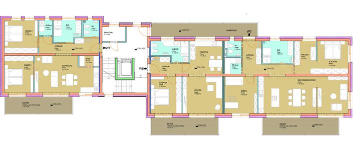 wohnbau wallstra e in f rstenfeld ein projektbericht. Black Bedroom Furniture Sets. Home Design Ideas