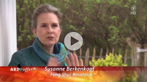 ARD-Buffet zum Thema Feng Shui – TV-Sendung vom 24.09.2013