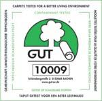 Das GUT-Siegel für schadstoffgeprüfte Teppichböden
