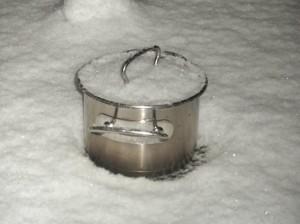 In der kalten Jahreszeit schmecken warme Speisen richtig gut. Foto: Hedwig Seipel