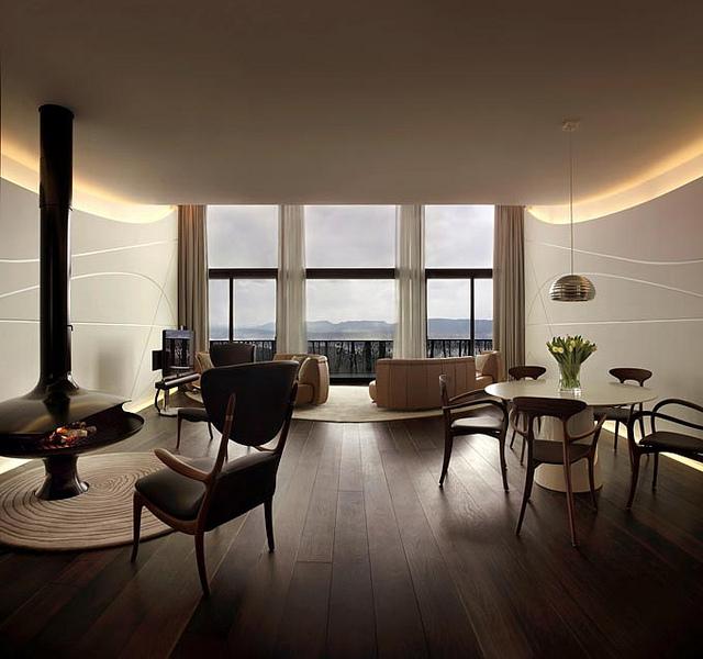 kaminofen mit gem tlichkeit durch die nass kalte jahreszeit. Black Bedroom Furniture Sets. Home Design Ideas