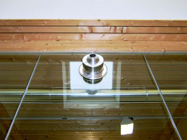 Passivhaus-Zuluft-Ventil, Foto (C) Irmgard Brottrager
