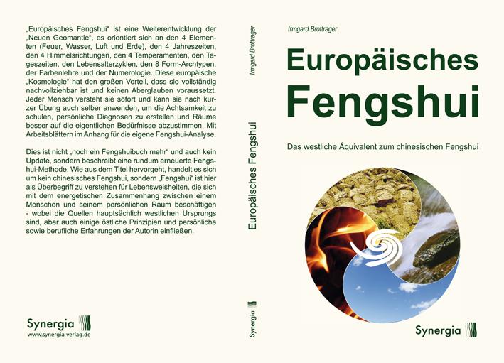 Europäisches Fengshui: Buch Neu-Erscheinung