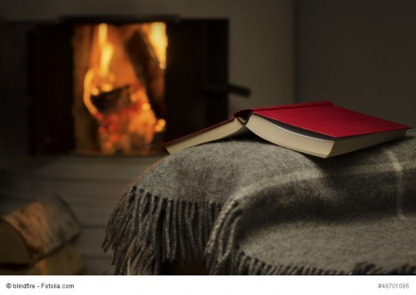 Gemütlichkeit und Entspannung am Kaminfeuer klingen gut. Doch steht der Kamin an der richtigen Stelle?