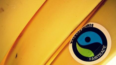 Bananen mit Fair-Trade-Etikett schmecken einfach besser, oder nicht?