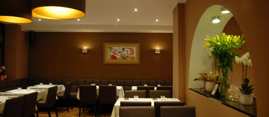 Die Peony Lounge In M 252 Nchen Entspannte Eleganz Nach Feng Shui