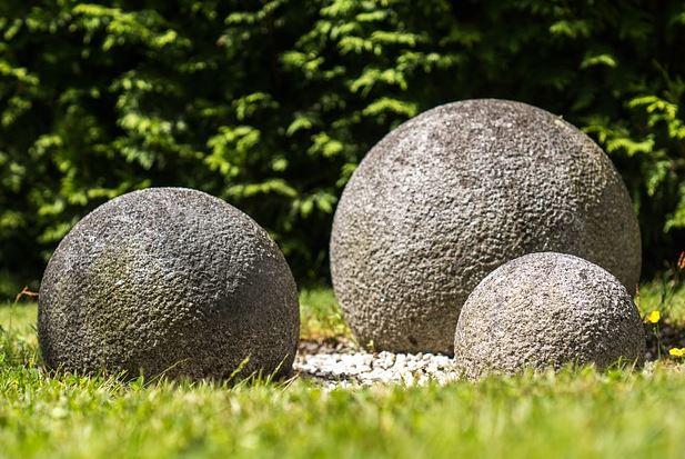 Mit runden Formen mehr Ruhe und Ausgewogenheit im Garten schaffen