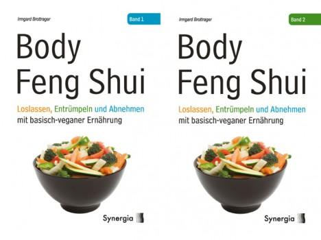 Body-Feng-Shui - Buch-Cover, Grafik: Synergia Verlag