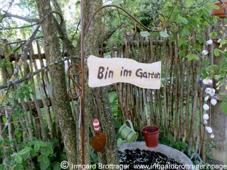 Ob Gartenhaus oder kleine Eigenversorger-Landwirtschaft - der neue Gardening-Trend bringt die Menschen wieder in Einklang mit der Natur (Foto © Irmgard Brottrager)