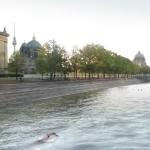 Flussbad Berlin: Endlich wieder Schwimmen in der Spree!