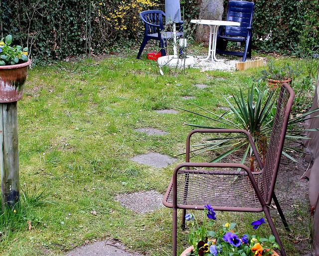 Garten umgestalten  Mein neuer Garten: Grüne Oasen Feng-Shui gerecht umgestalten