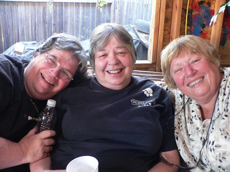 """Diese drei sind """"glücklich befreundet"""" - und das seit über vierzig Jahren!"""
