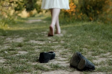 Ohne Schuhe: Barfuß der Natur ein Stück näher sein