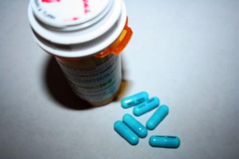 Apothekenpflichtiges Antibiotikum Clindamycin: Wird beispielsweise bei Lungenentzündung und Osteomyelitis verschrieben