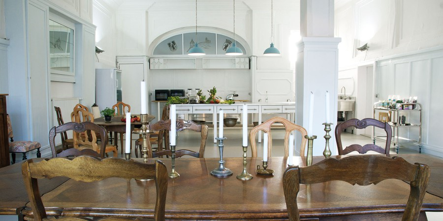 botanischer salon berlin kulinarischer genuss. Black Bedroom Furniture Sets. Home Design Ideas