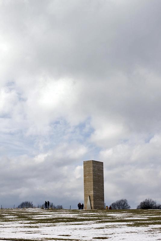 Nicht weniger Eindrucksvoll: Die Bruder-Klaus-Kapelle bei Wachendorf
