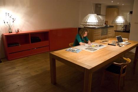 beleuchtung gestaltungselement mit vielen facetten. Black Bedroom Furniture Sets. Home Design Ideas
