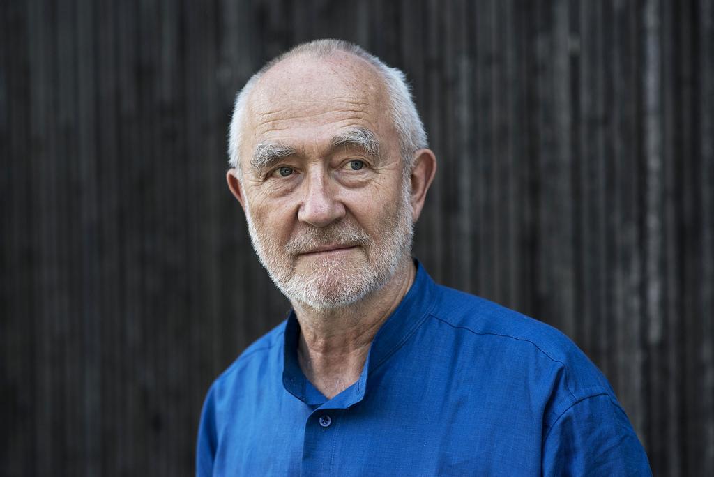 Pritzker-Preisträger Peter Zumthor