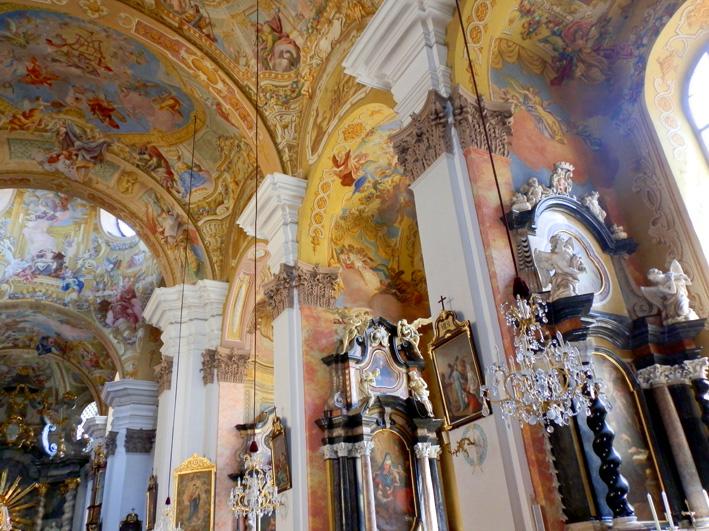 Basilika Mariatrost, Foto (C) Irmgard Brottrager